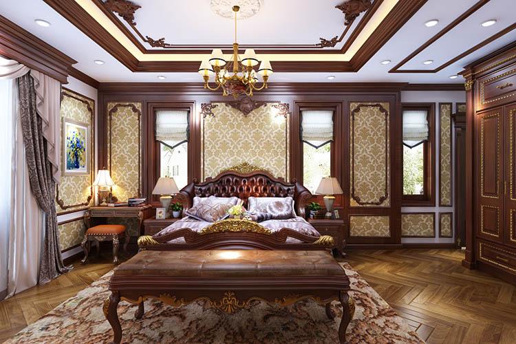 Biệt thự Cổ Điển Đẹp tại Hà Nội