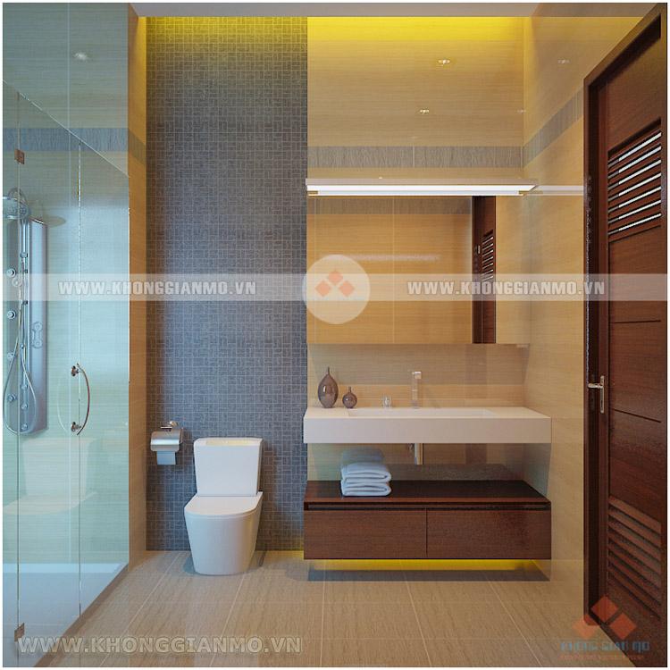 Phòng WC của Biệt thự-v2