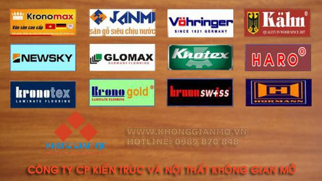 thương hộ của các sản phẩm gỗ