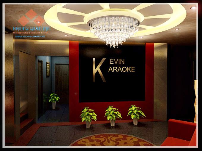 Thiết kế karaoke - KeVin - Lê Đức Thọ