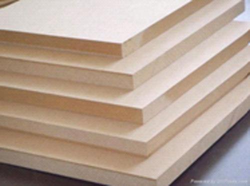 MDF (Ván bột gỗ ép):  Viết tắt của từ Medium Density Fiberboard.