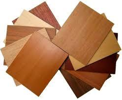 Các loại gỗ công nghiệp dùng trong thi công nội thất gia đình